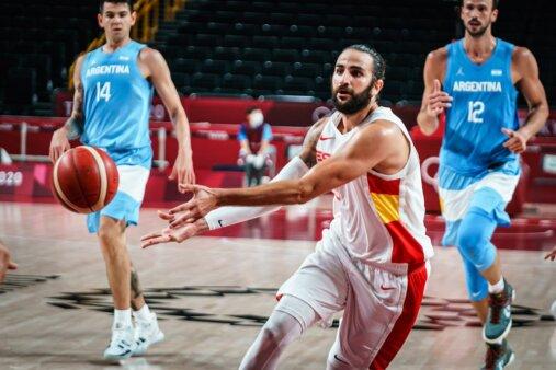 Olimpíadas: Espanha impõe segunda derrota Argentina no basquete masculino
