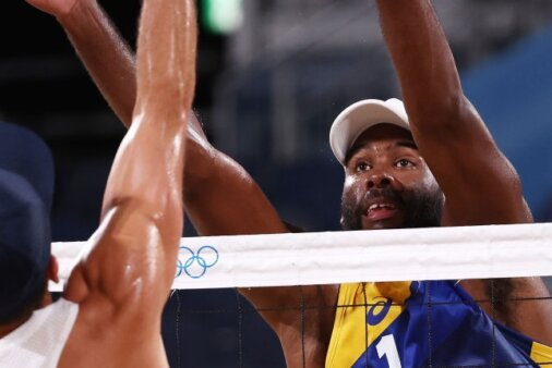 bruno evandro volei olimpíadas brasil