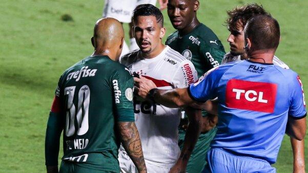 Freguesia? São Paulo tem ótimo retrospecto contra o Palmeiras na Libertadores