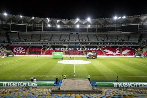 Flamengo vai poder jogar no Maracanã.