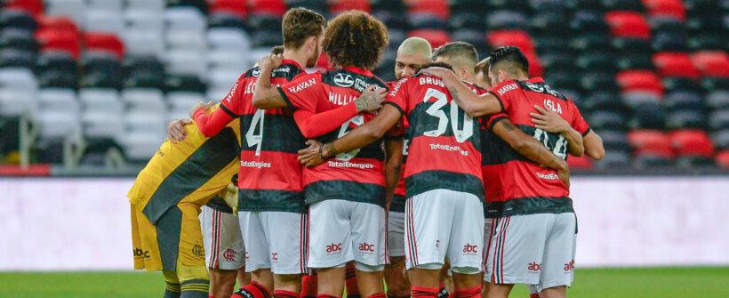 Copa do Brasil: Flamengo joga fácil e goleia o ABC no Maracanã