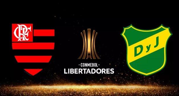 Flamengo x Defensa