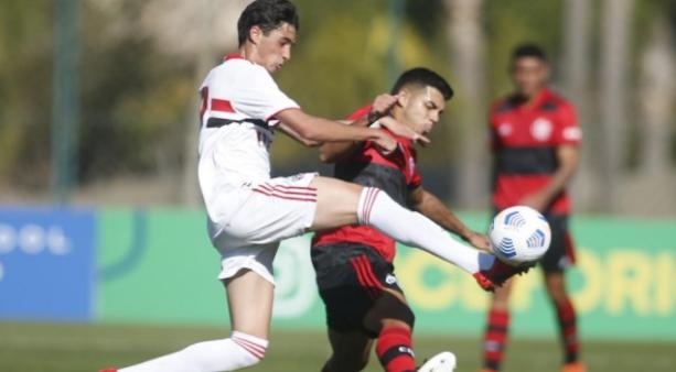 Flamengo x São Paulo Sub-17