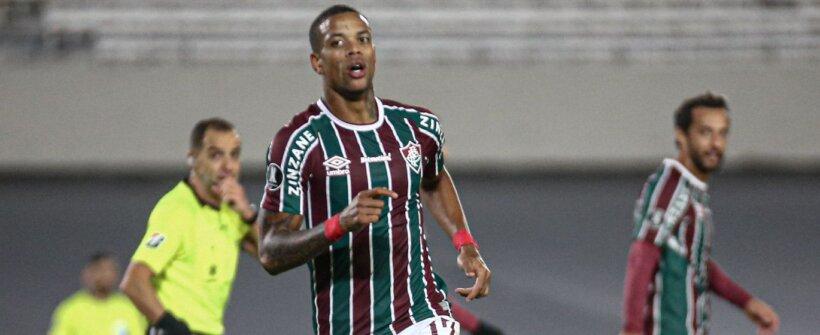 Nenê e Caio Paulista participaram de mais de 50% dos gols do Fluminense na Libertadores