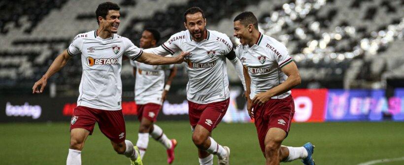 Libertadores: Fluminense brilha no 2º tempo, bate o Cerro e encaminha vaga