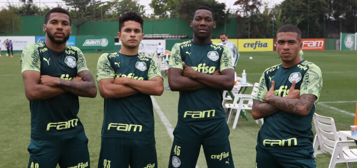 Palmeiras, Gabriel Silva