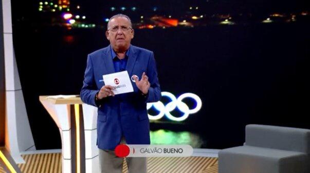 Galvão Bueno, Olimpíadas