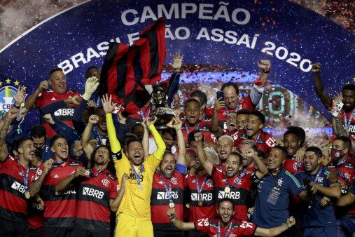 ranking de equipes com maiores rendas no Brasil em 2020; veja a lista