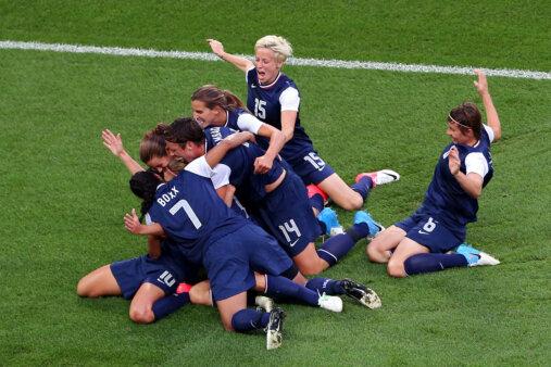 Futebol Feminino: Com soberania dos Estados Unidos, confira todas as seleções que ganharam medalha nas Olimpíadas