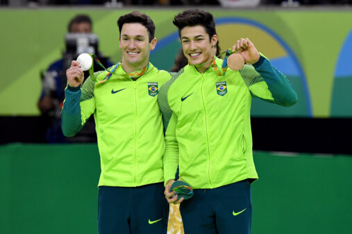 Olimpíadas: Quantas medalhas o Brasil já faturou com a ginástica artística?