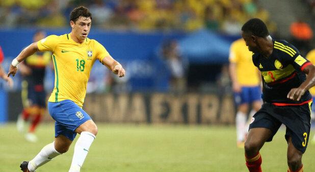 Giuliano pode voltar ao Brasil.
