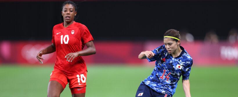 Olimpíada de Tóquio: GBR vence e Canadá e Japão empatam no grupo E do futebol feminino