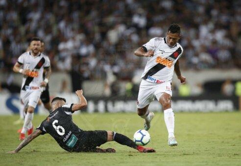 Guarín viveu bons momentos no Vasco.
