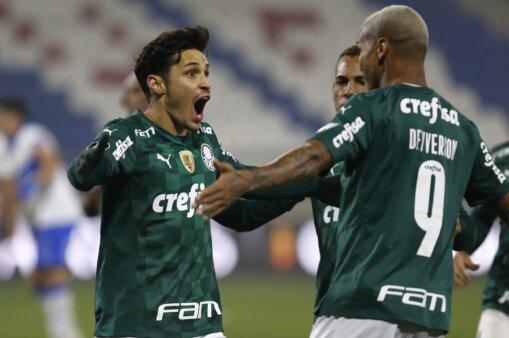 Católica 0-1 Palmeiras