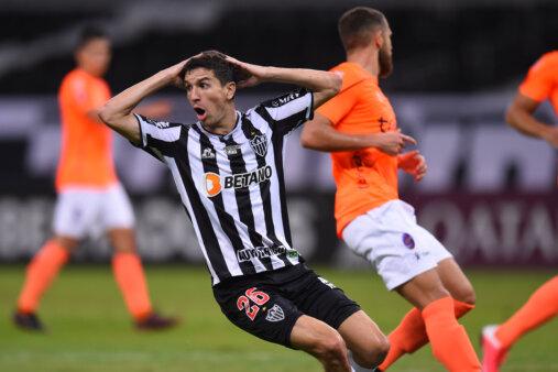 Nacho Fernández Atlético-MG