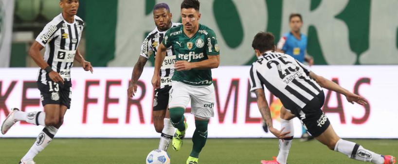 Gre-Nal empatado, Palmeiras supera Santos e Flamengo vence de virada: Resumo da 11ª rodada do Brasileirão