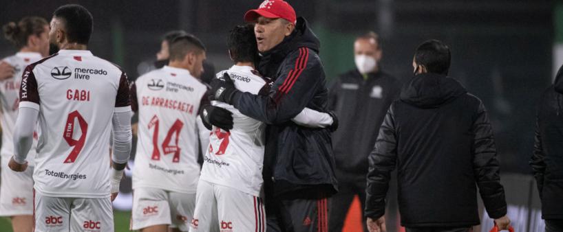 Estreia de Renato Gaúcho no Flamengo, queda de técnico e mais: Tudo o que rolou nessa semana