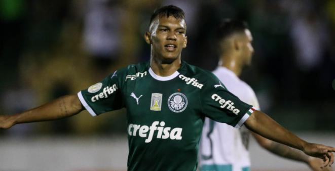 Gabriel Verón Palmeiras