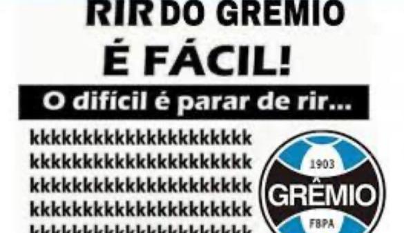 Grêmio Sul-americana teve