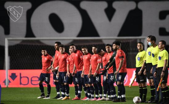 Independiente x Santos guia