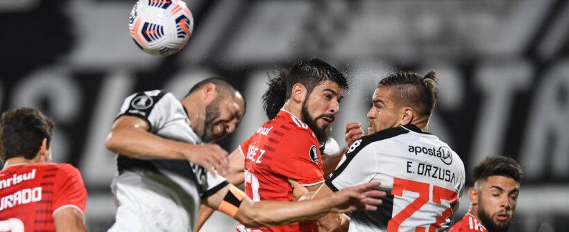 Copa Libertadores: Internacional e Olimpia não saem do zero no Paraguai