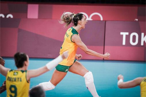 Japão x Brasil Olimpíadas Vôlei Feminino AO VIVO