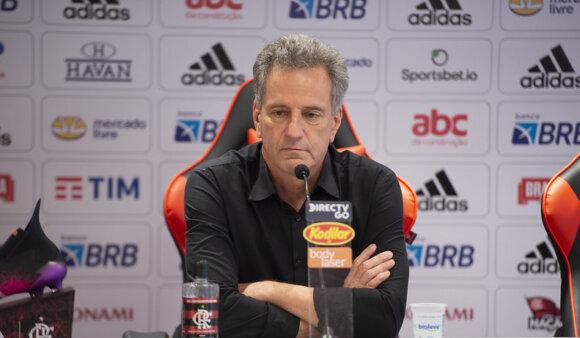 Flamengo demitiu Ceni. CBF.