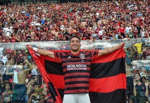 lateral do Flamengo