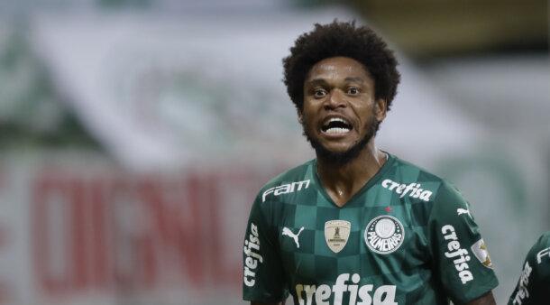 Luiz Adriano teve futuro definido pelo Palmeiras.