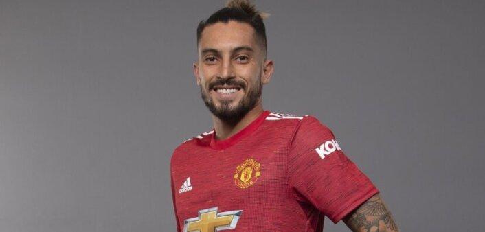 Alex Telles / Manchester United
