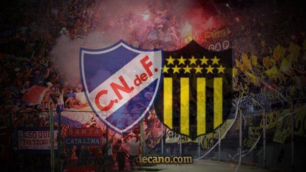 Nacional x Peñarol