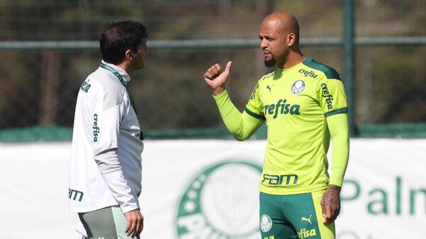 Velloso trouxe informação sobre o Palmeiras.