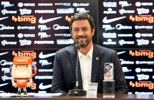 Mercado da Bola Corinthians Rodrigo Varanda Red Bull Bragantino