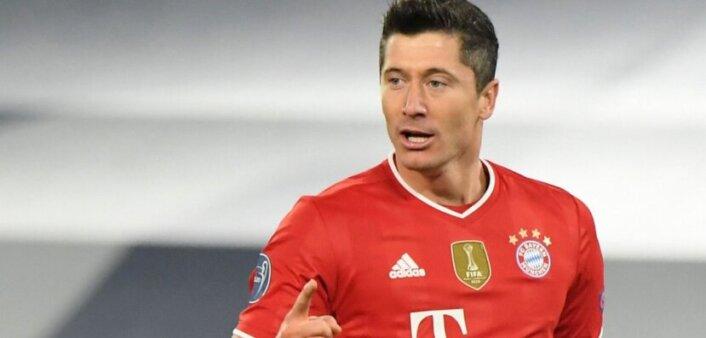 Mercado da Bola Bayern de Munique substituto Lewandowski