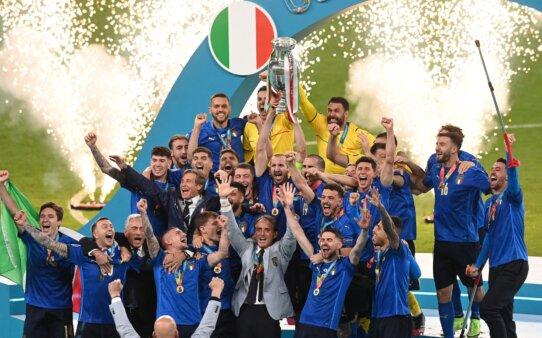 Mercado da Bola: Manchester United quer campeão da Eurocopa com a Itália