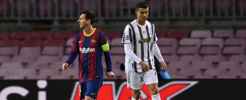 Messi e Cristiano Ronaldo terminam como artilheiros da Copa América e da Eurocopa