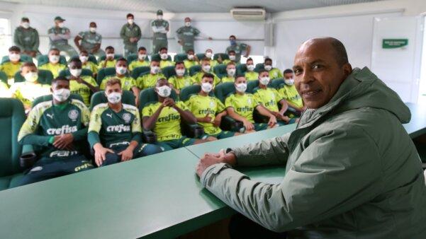 técnico do Palmeiras