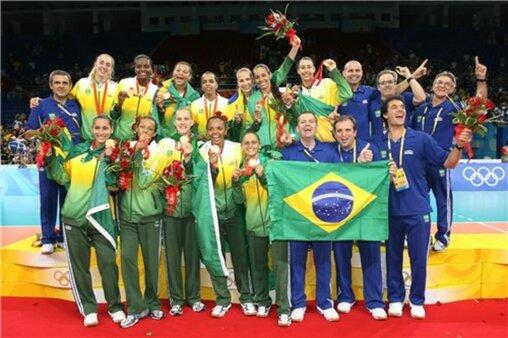 Olimpíadas medalhas brasileiros