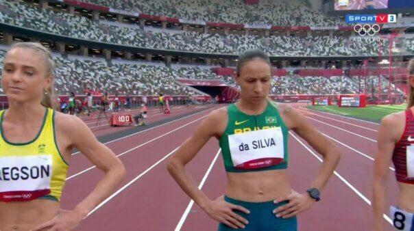 Olimpiadas: Tatiane