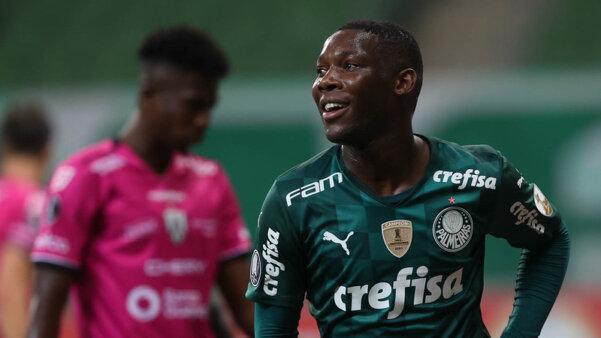 Patrick de Paula pode ser negociado pelo Palmeiras.
