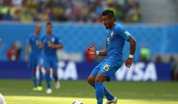 Paulinho pode voltar ao Brasil.