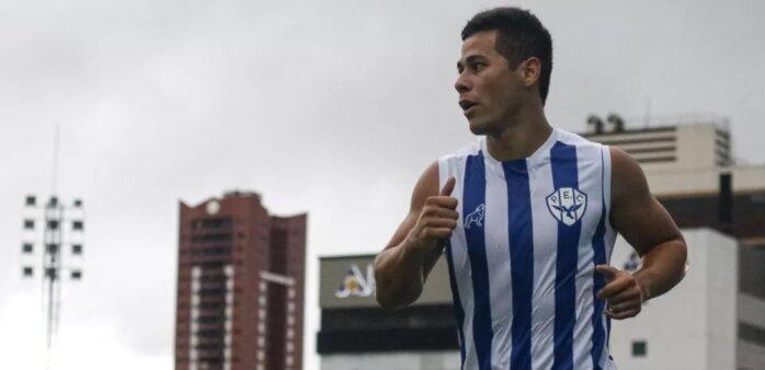 Bruno Collaço está de saída do Paysandu