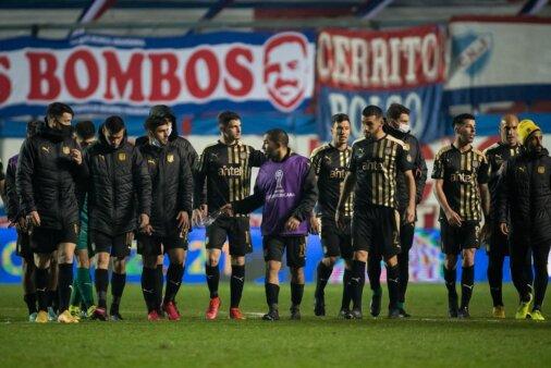 Peñarol x Nacional-URU guia