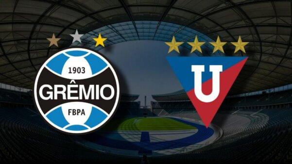 Grêmio x LDU