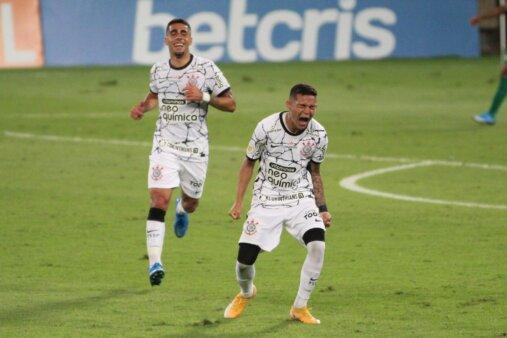 Cuiabá 1x2 Corinthians Brasileirão