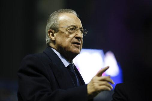Presidente Real Madrid