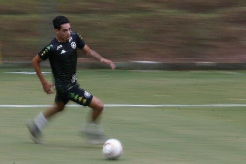 Provável escalação Botafogo Goiás Série B
