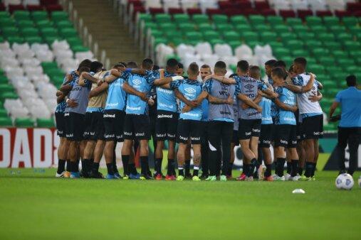 Provável escalação Grêmio LDU Sul-Americana