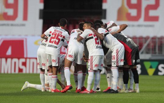 Provável escalação São Paulo Racing Libertadores