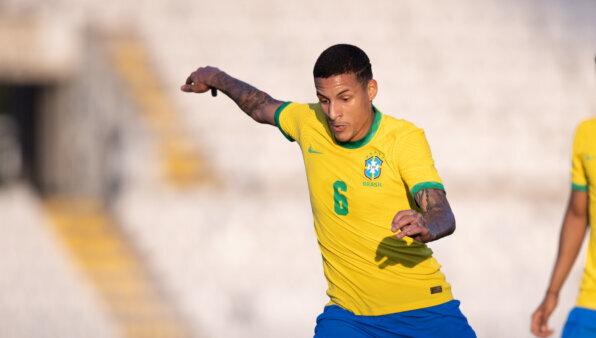 Provável escalação Seleção Olímpica Brasil x Emirados Árabes